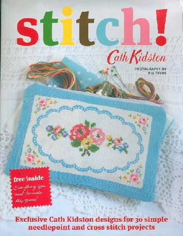 Cross Stitch Magazine All About Needlework 4//2016 Sea Sampler Gold Fish Doll