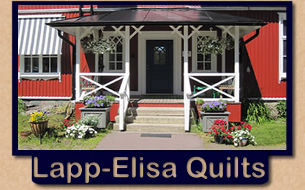 Welcome to Lapp-Elisa Quilts